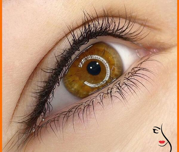 آموزش میکروپیگمنتیشن چشم (تاتو خط چشم)